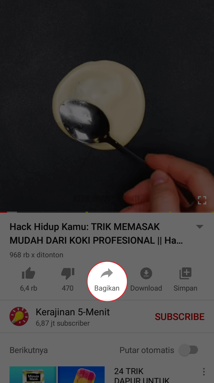 Cara Mudah Mengetahui TAG!! Youtube Video Orang Lain !!