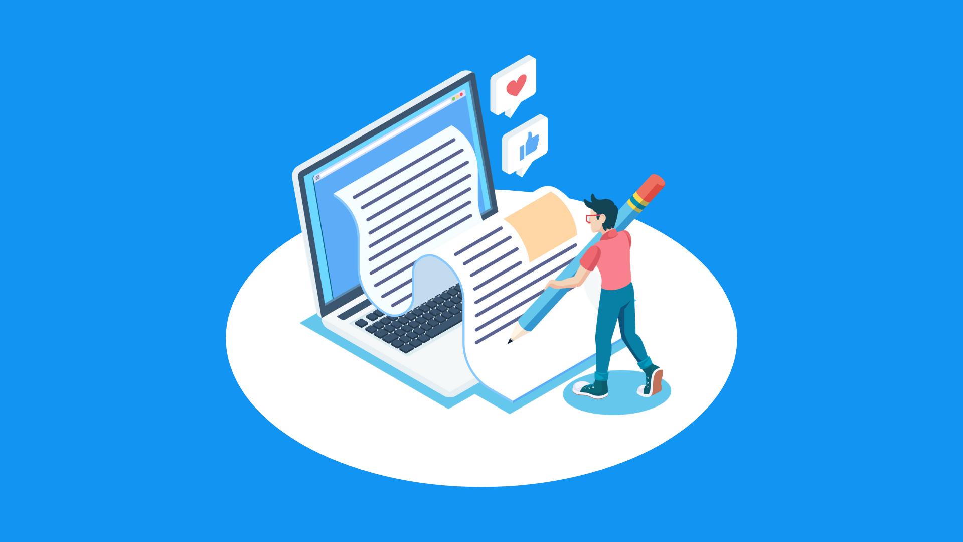Perbedaan Blogger dan Website